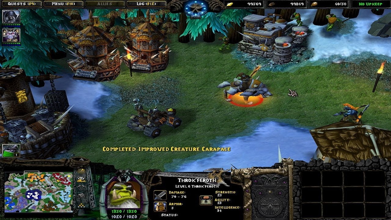 Warcraft iii receives a new installer wowhead news.