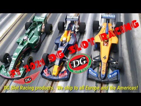 #F12021 #F180/90 – LANÇAMENTO DG SLOT RACING – F1 2021 / F1 80/90 – 1ª TEMPORADA 09/09/21 🇧🇷🏁🇮🇹