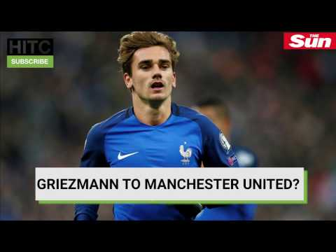 Griezmann To Manchester United? Daily Transfer Rumour Round-up
