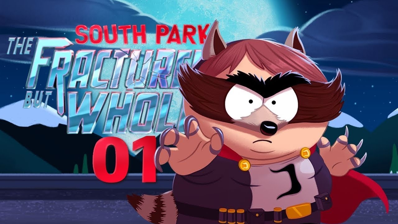 South Park: The Fractured But Whole (PL) #1 – Premiera (Gameplay PL / Zagrajmy w)