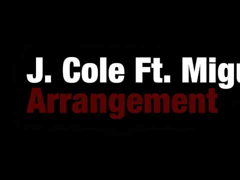 J Cole - PowerTrip ft. Miguel Live Arrangement