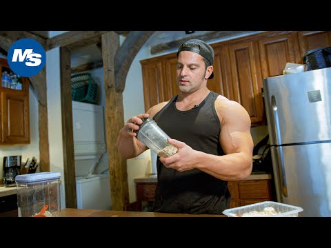 The Perfect Pre-Workout Meal | What To Eat Before Training | Arash Rahbar