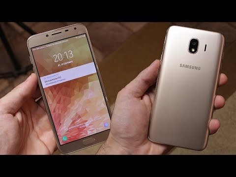 ЧЕСТНЫЙ ОБЗОР Samsung Galaxy J4 (2018)
