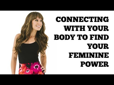 Connecting With Your Body to Find Your Feminine Power, with Elizabeth DiAlto | SFT TV Episode 16