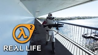Half-Life 2 In Real Life