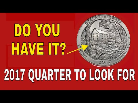 How Valuable Can A 2017 Quarter Be? Quarters Worth Money To Look For!