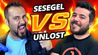 SeseGel vs UNLOST - HİLE DEDİ ! PES E ÇAĞIRDI ! Half-Life Crossfire Günlükleri #15