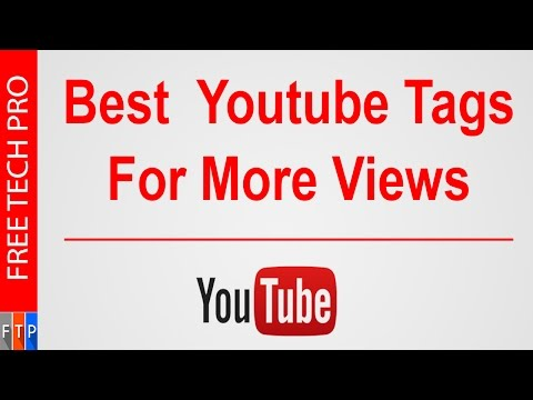 How To Find Best Youtube Keywords / Tags