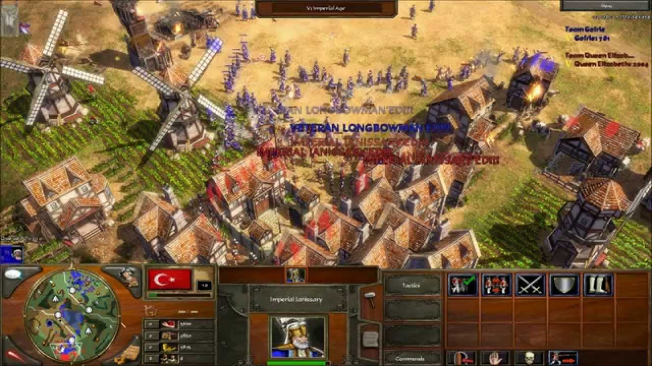 Age of Empires III - Fun with CHEATS! (Part 2)