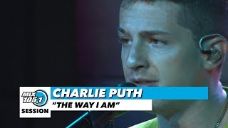 "Charlie Puth ""The Way I Am"" 