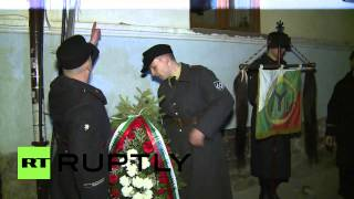 Bulgaria: Hundreds defy ban to honour far-right army general Lukov