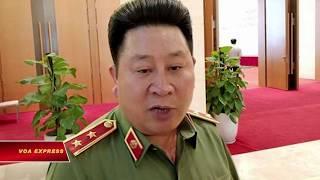 Thứ trưởng Bộ Công an Việt Nam bị đề nghị thi hành kỉ luật (VOA)