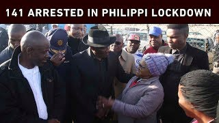 Police Minister Bheki Cele visited Philippi East Police Station for the second time this week. The stop at the station follows his announcement of the army's deployment to gang-ridden areas in Cape Town.   Cele received an update on ongoing investigations in the area this weekend, before doing a walkabout through the community.