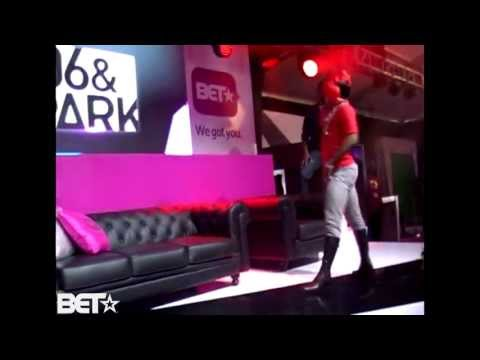 DigiDoo The King of Poppin' TWERKS the STAGE DOWN on B.E.T! A Must See!