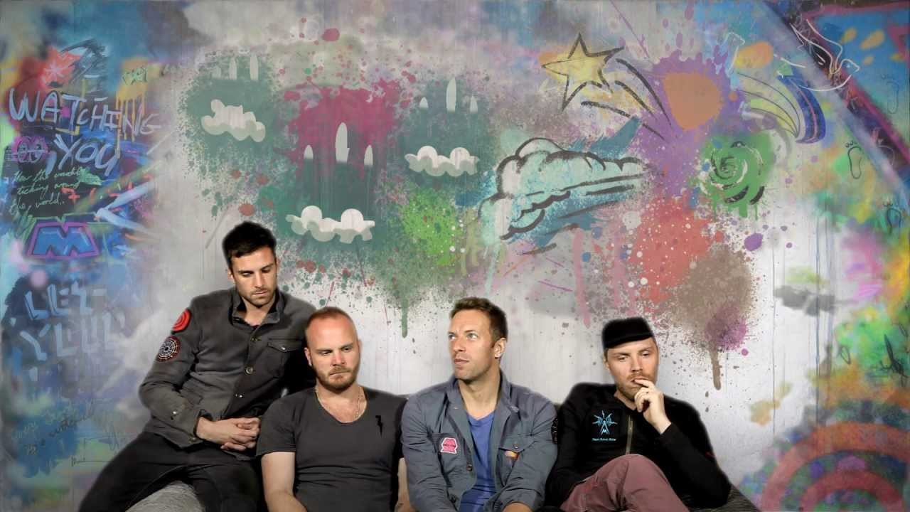 Coldplay — Coldplay on Graffiti — American Express UNSTAGED