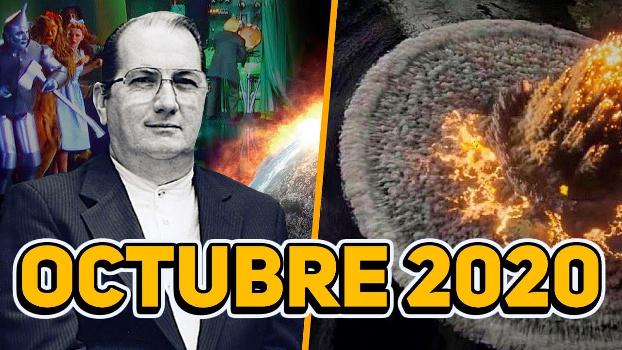 Algo Terrible Pasará En Octubre 2020 En Todo El Planeta, Según El Famoso Jordan Maxwell