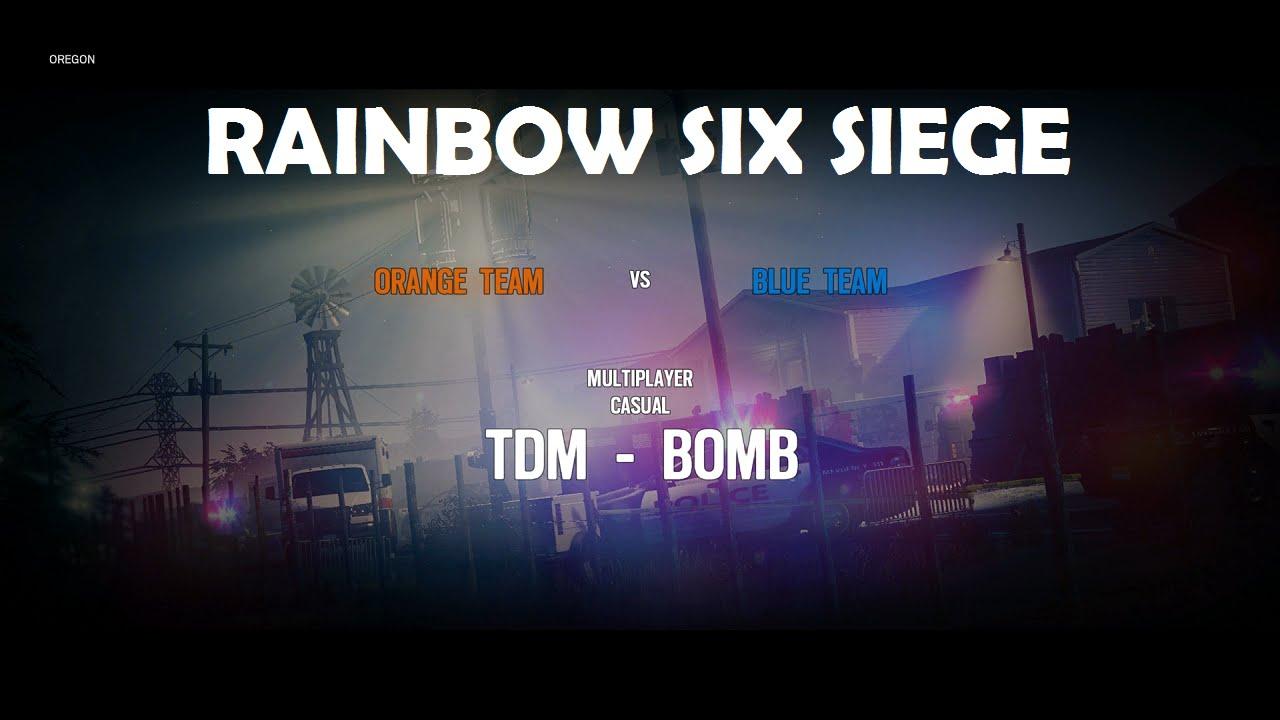 New Map Oregon Rainbow Six Siege Ps4 Youtube