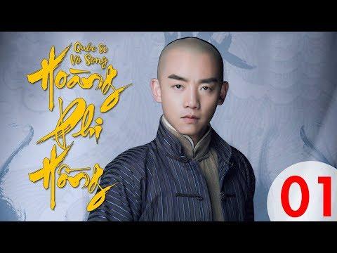 [Full 40 Tập] Hoàng Phi Hồng: Quốc Sĩ Vô Song  Trịnh Khải, Quách Bích Đình  Phim Kiếm Hiệp