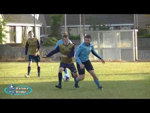 High Ormlie Hotspur v Top Joes. 5th July 2018