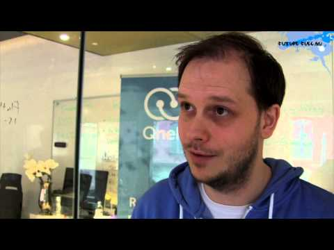 Peter Sunde: 'Let's build a new society'