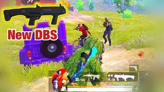 My First Time Using New Gun DBS | PUBG MOBILE