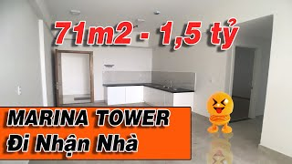 Căn hộ chung cư Marina Tower (Riverside)  71 m2  Sang Nhượng Căn Hộ Kim An Home