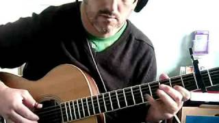 hardiman the fiddler - on guitar