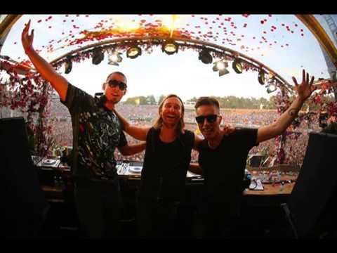 David Guetta vs Nicky Romero vs Afrojack @ Tomorrowland 2013 -FULL SET-
