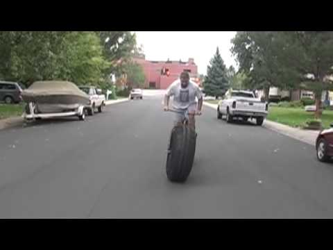 Fat Tire Bike 2