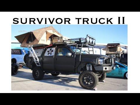 survivor truck II :SEMA 2014