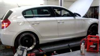 BMW 1 series e87 120d remap by RED DOT Racing