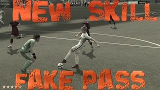FIFA 16 - TUTORIAL NEW SKILL - FAKE PASS