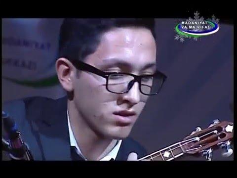 ДИЛШОД КАРИМОВ рубоб прима гулистан танец гномов