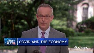 Battleground voters begin to question Pres. Donald Trump's handling of economy: Survey