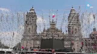 """Así cayó la """"Esperanza"""" de Catedral en el 19/S"""