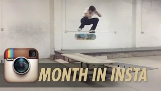 Paul Rodriguez l Month in Insta l January '16