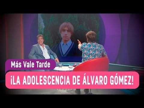 Los recuerdos de adolescencia de Álvaro Gómez - Más Vale Tarde 2016