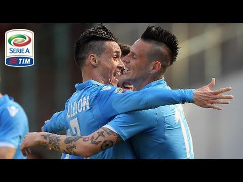 Napoli 3-0 Fiorentina - Highlights - Giornata 30 - Serie A TIM 2014/15