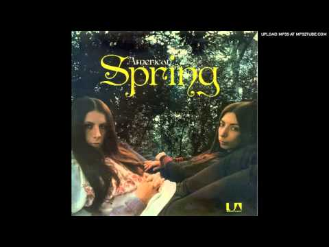 02. Thinkin' Bout You Baby - American Spring (1972)