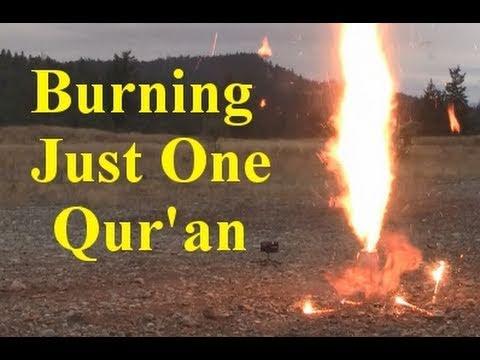 Why Burn the Qur'an?
