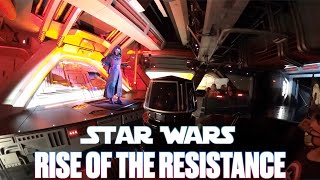 THE ENTIRE STAR WARS RISE OF THE RESISTANCE EXPERIENCE IN FULL 360 DEGREE VIRTUAL REALITY