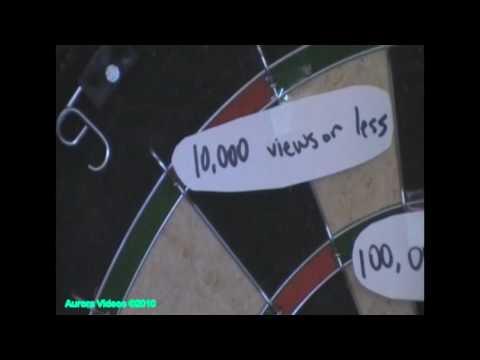 SHORT FILM/ANALOGIC FILM- YouTube's dartboard.