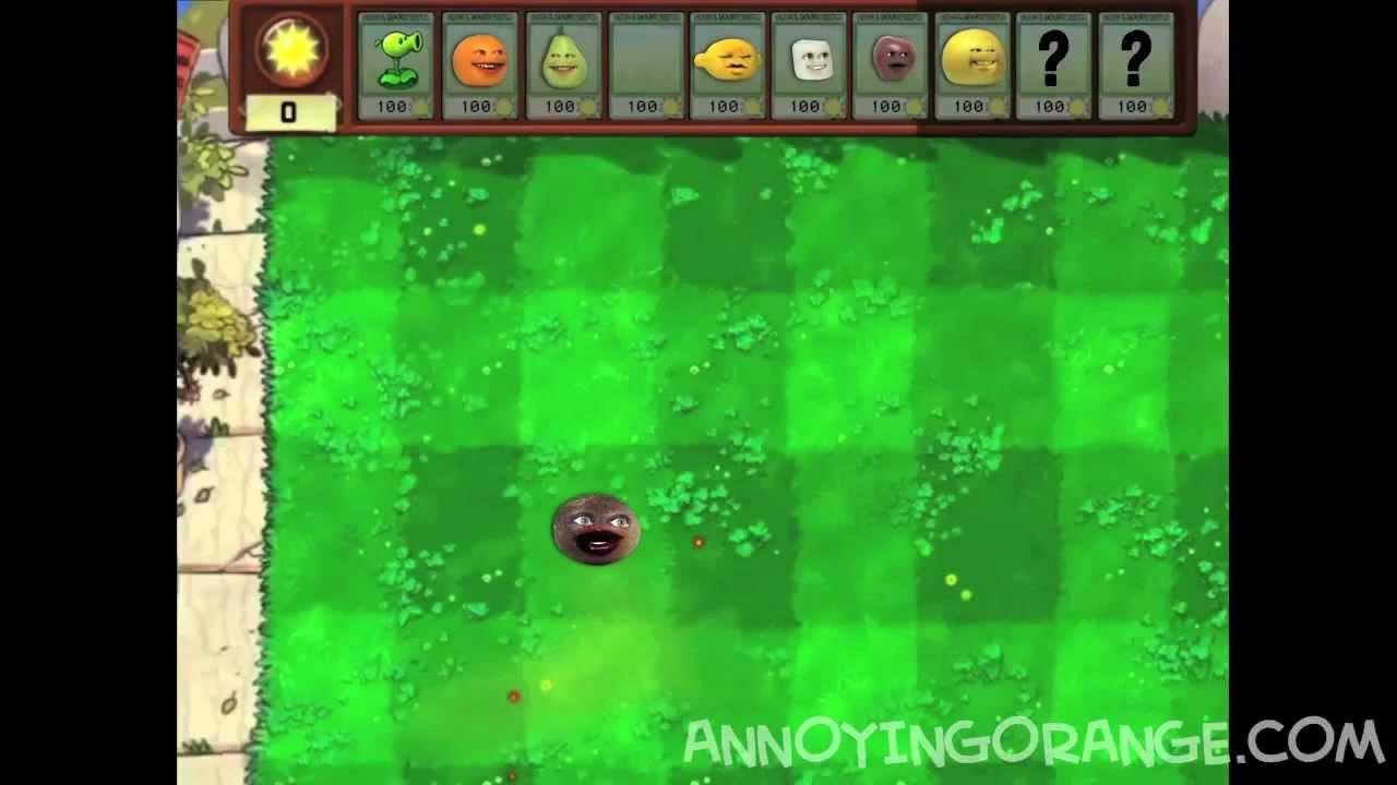Fruit vs zombies - Fruits Vs Zombies Passion Fruit