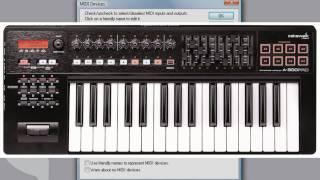 Video SONAR: Get Started - MIDI Devices and Controller Setup download MP3, 3GP, MP4, WEBM, AVI, FLV Maret 2018