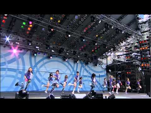 ACT DANCER - Unite! The Night! (a-nation'10)
