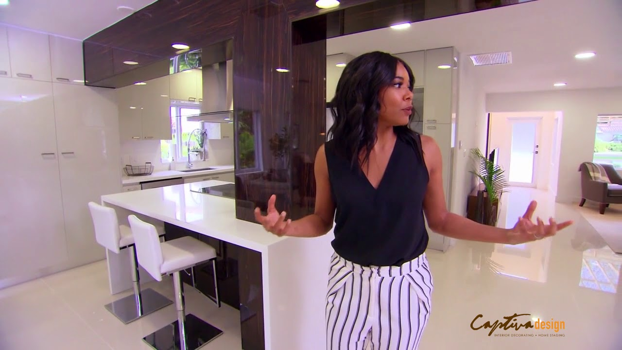 Hgtvs All Star Flip Tv Show Features Home Staging By Captiva Design Youtube