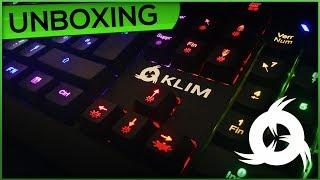 Unboxing clavier KLIM DOMINATION