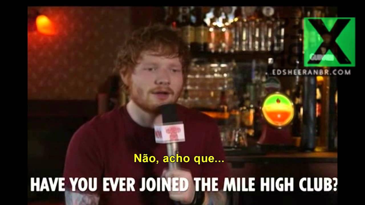 Ed Sheeran joga 'Sim ou Não' com o Novas Red Room Global Tour | LEGENDADO PT/BR