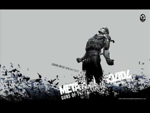 Metal Gear Solid 4 Soundtrack - Guns of the Patriots