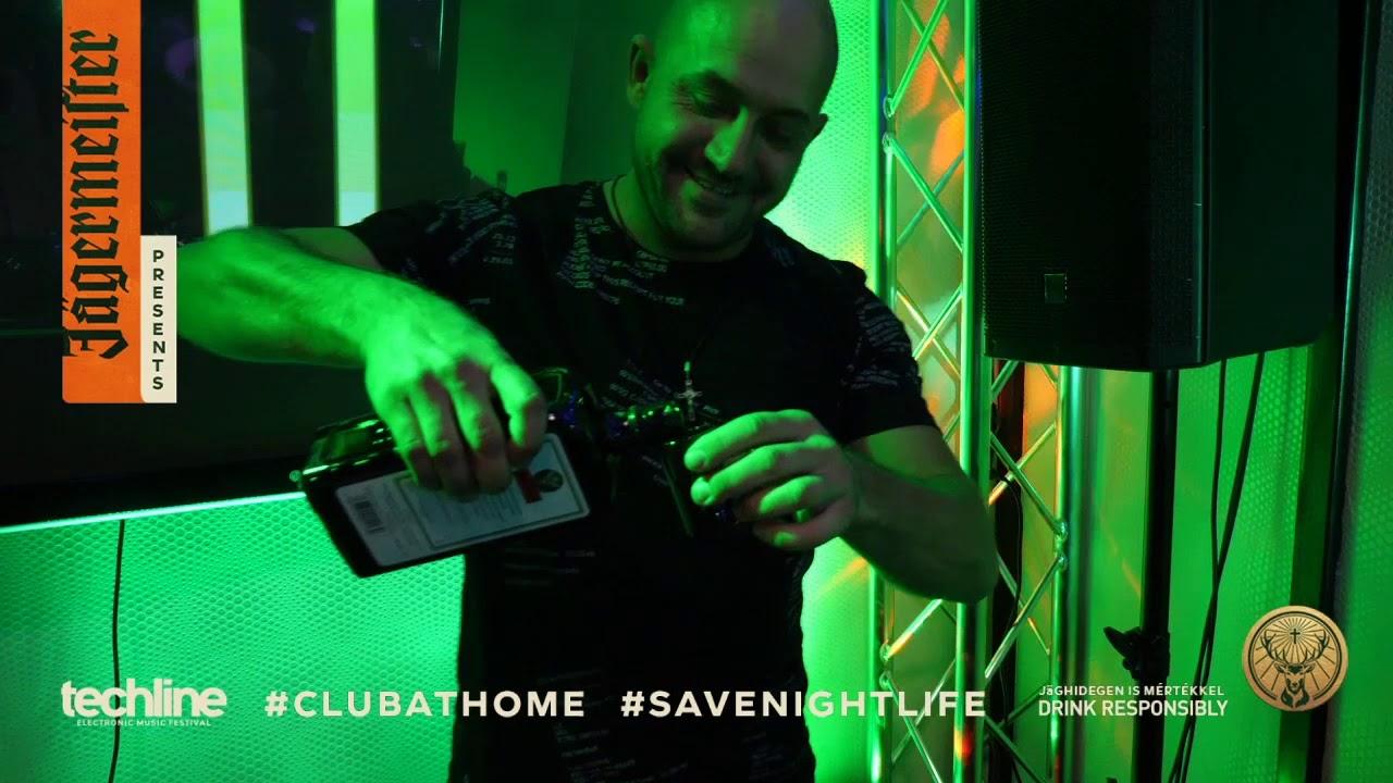 #stayathome  Jägermeister live mix @ Steve Judge Szalon #ClubAtHome